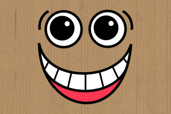 Funny Faces Cute Cartoon Expressions Graphic Image