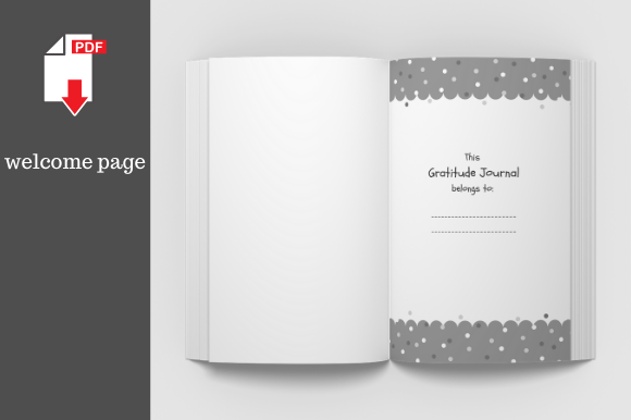 Print on Demand: Gratitude Journal for Kids Graphic KDP Interiors By KDP Template Designs - Image 2