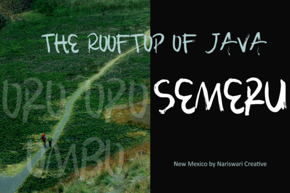 Download Free New Mexico Font By Nariswari Creative Creative Fabrica SVG Cut Files