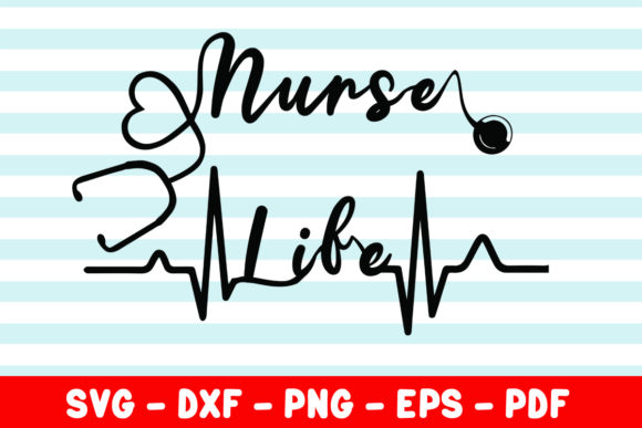 Download Free 392 Nurse Life Svg Designs Graphics for Cricut Explore, Silhouette and other cutting machines.