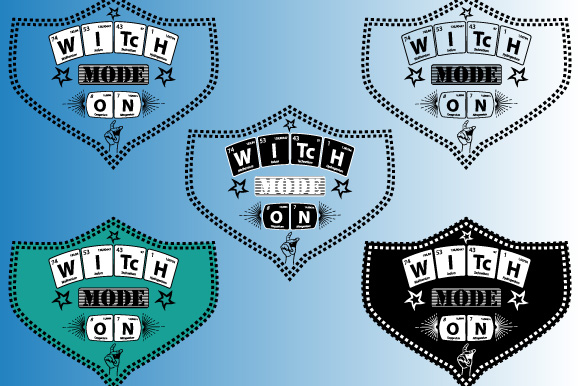 Download Free Periodic Table Witch Mode On Vector Graphic By Graphicsfarm for Cricut Explore, Silhouette and other cutting machines.