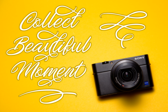 Print on Demand: Dreamland Script & Handwritten Font By Dreamink (7ntypes) - Image 4