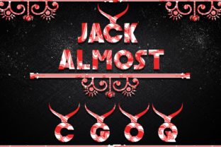 Print on Demand: Jack Almost Display Font By Arepgunkell