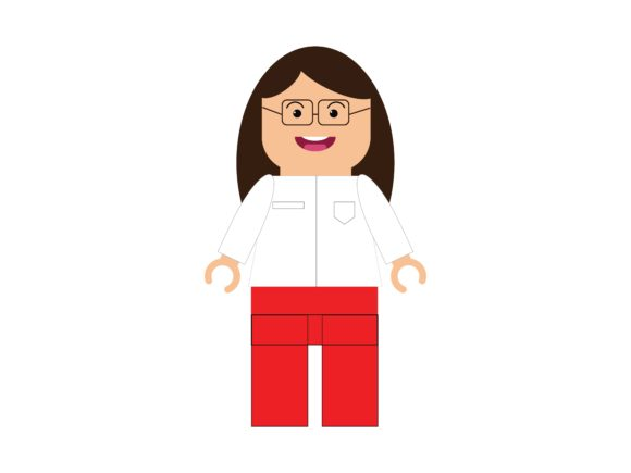 Download Free Lego Avatar Graphic By White Vanilla Creative Fabrica for Cricut Explore, Silhouette and other cutting machines.