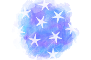 Print on Demand: Patriotic America July Fourth Splashes Graphic Backgrounds By Prawny 4