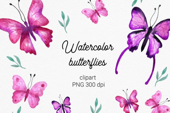 Download Free Pink Butterflies Clipart And Patterns Graphic By Reddotshouse for Cricut Explore, Silhouette and other cutting machines.