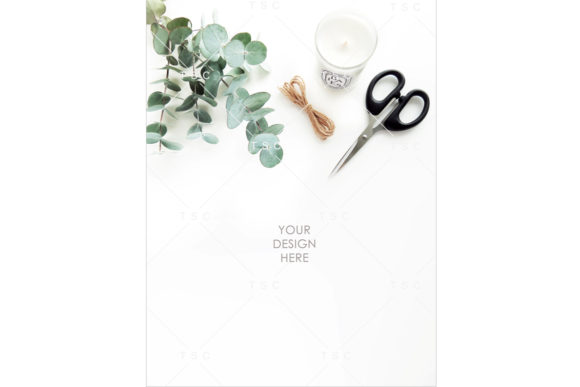 Download Free Portrait Mode Eucalyptus Stock Photo Graphic By Thesundaychic for Cricut Explore, Silhouette and other cutting machines.