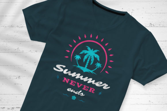 Download Free Summer Quotes Sayings Graphic By Vasyako1984 Creative Fabrica for Cricut Explore, Silhouette and other cutting machines.