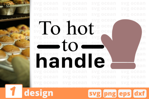 Download Free To Hot To Handle Graphic By Svgocean Creative Fabrica for Cricut Explore, Silhouette and other cutting machines.