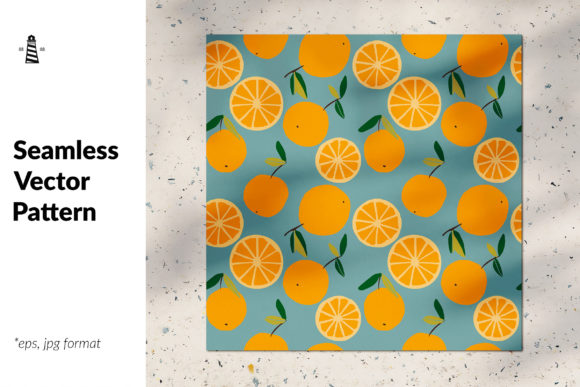 Download Free Trendy Artistic Seamless Pattern Graphic By Northseastudio for Cricut Explore, Silhouette and other cutting machines.