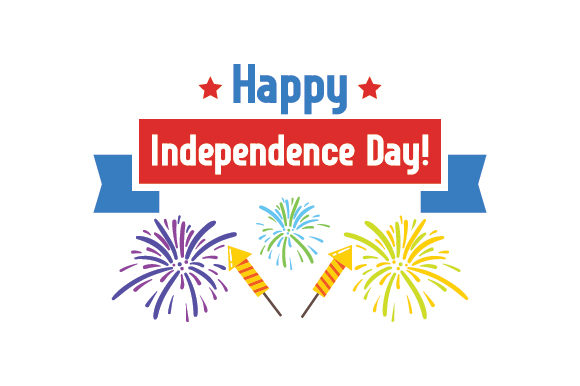 Happy Independence Day! Independence Day Craft Cut File By Creative Fabrica Crafts