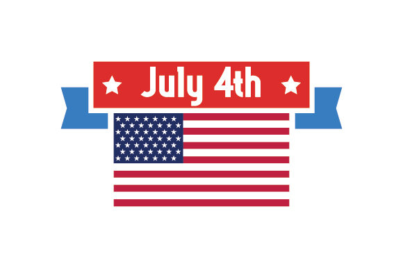 July 4th Independence Day Craft Cut File By Creative Fabrica Crafts