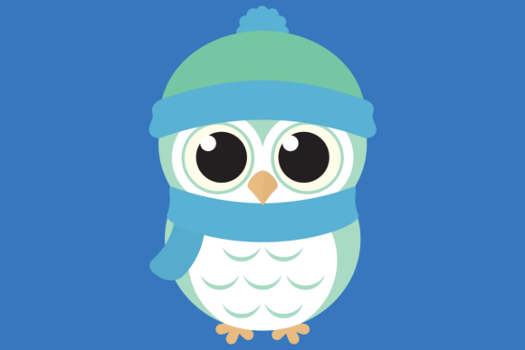 Download Free Cute Boy Owl Graphic By Captaincreative Creative Fabrica for Cricut Explore, Silhouette and other cutting machines.