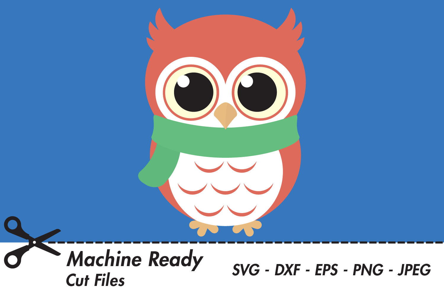Download Free Cute Boy Owl Graphic By Captaincreative Creative Fabrica SVG Cut Files