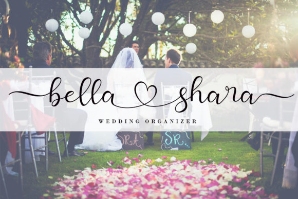 Hello Selly Font Preview
