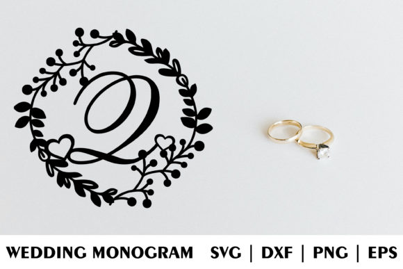 Download Free Letter Y Of Wedding Decorative Monogram Graphic By Julimur2020 for Cricut Explore, Silhouette and other cutting machines.