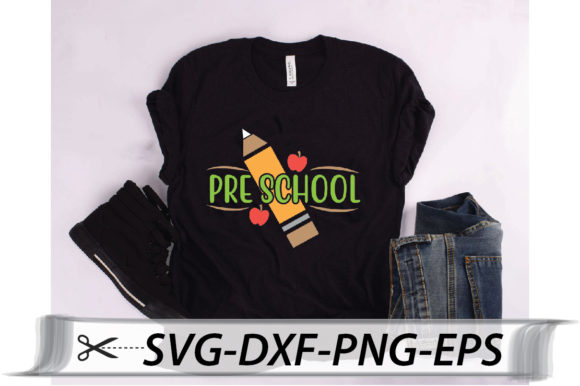 Pre School  Graphic Crafts By Svg Store