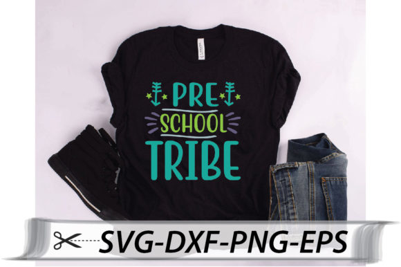 Pre School Tribes SVG Graphic Crafts By Svg Store