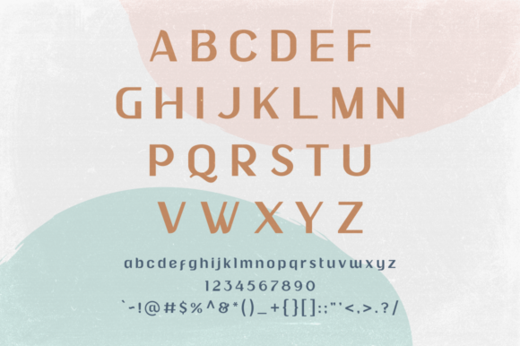 Print on Demand: Quilla Sans Serif Font By zealab fonts division - Image 2