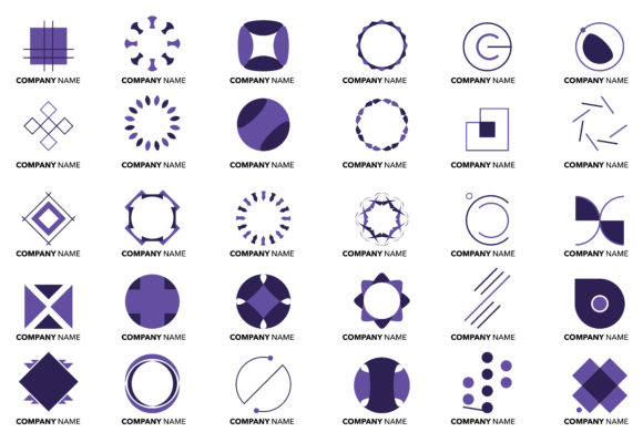 Logo Pack Simpple Logo Purple Tecnho Graphic Logos By smss