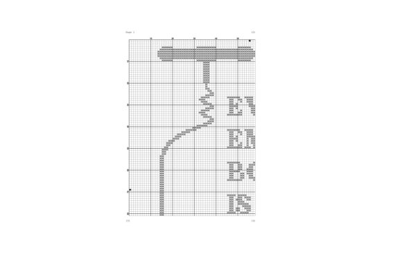 Every Empty Bottle Funny Quote X Stitch Graphic Cross Stitch Patterns By e6702 - Image 2