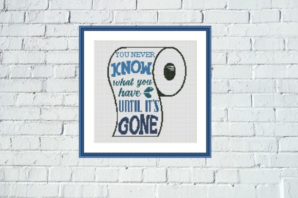 You Never Know Funny Cross Stitch Graphic Cross Stitch Patterns By e6702 - Image 4