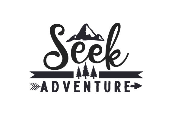 Seek Adventure Travel Craft Cut File By Creative Fabrica Crafts