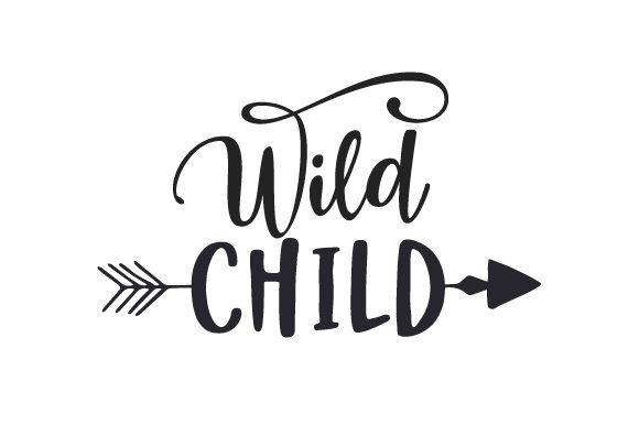 Wild Child Travel Craft Cut File By Creative Fabrica Crafts - Image 1