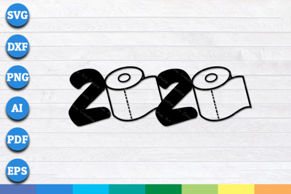 2020 Toilet Paper Graphic Crafts By AartStudioExpo