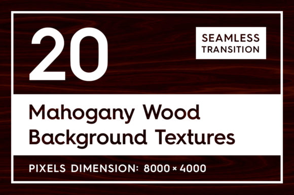 20 Mahogany Wood Background Textures Gráfico Texturas Por Textures