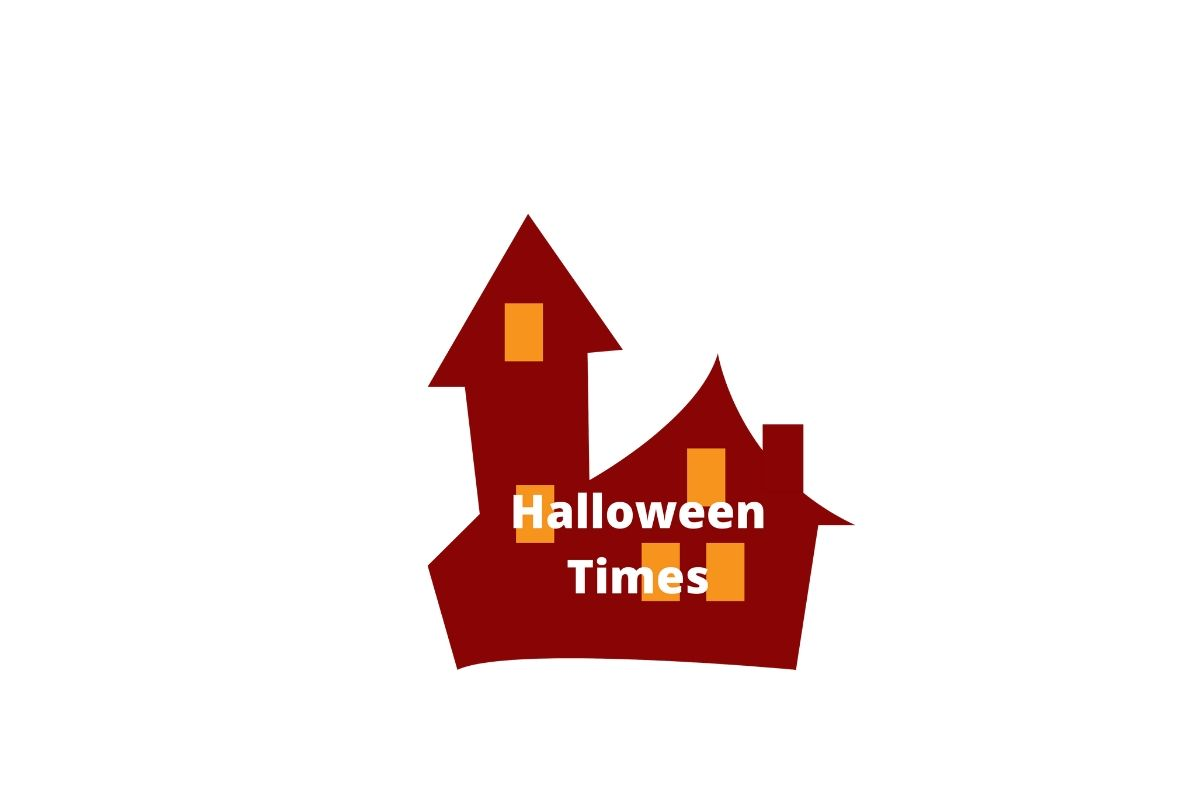 Download Free Halloween Red House Ghost Craft Design Graphic By Creative Arts for Cricut Explore, Silhouette and other cutting machines.
