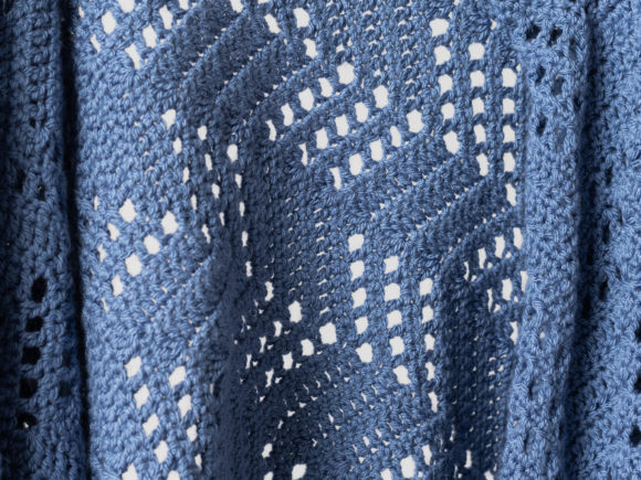 Hillside Blanket Crochet Pattern Graphic Crochet Patterns By Knit and Crochet Ever After - Image 2