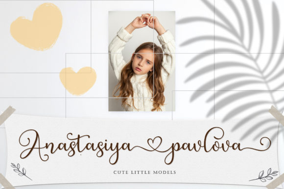Print on Demand: Layla Layli Script & Handwritten Font By Sulthan Studio - Image 3