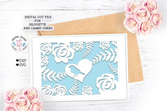 Download Free Thank You Card Diy Cards 3d Cards Graphic By Graphichousedesign Creative Fabrica for Cricut Explore, Silhouette and other cutting machines.