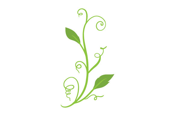 Tendrils Nature & Outdoors Craft Cut File By Creative Fabrica Crafts