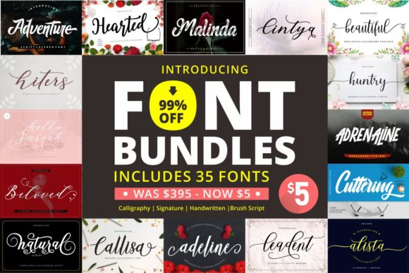 All You Need Bundle  By Musafir LAB