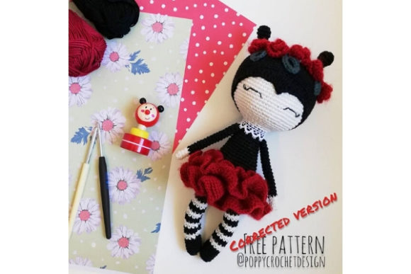 Ant Antonia Crochet Pattern Graphic Crochet Patterns By Needle Craft Patterns Freebies - Image 1