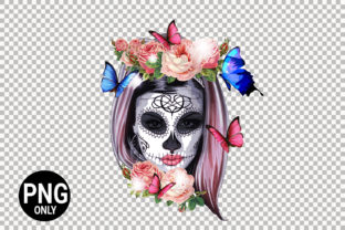 Day of the Dead Graphic Print Templates By 99SiamVector