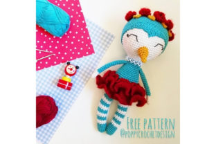 Penguin Patricia Crochet Pattern Graphic Crochet Patterns By Needle Craft Patterns Freebies