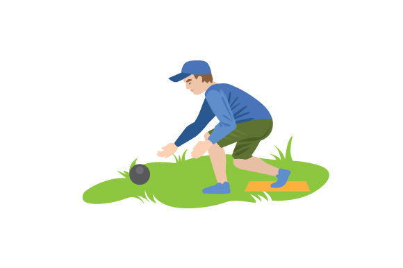 Lawnbowler Games Craft Cut File By Creative Fabrica Crafts