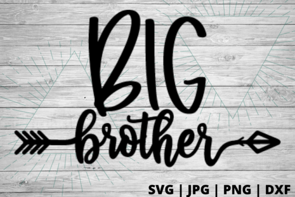 Print on Demand: Big Brother Graphic Crafts By Talia Smith