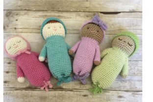 Crochet Baby Doll Patterns Graphic Crochet Patterns By Amy Gaines Amigurumi Patterns 3