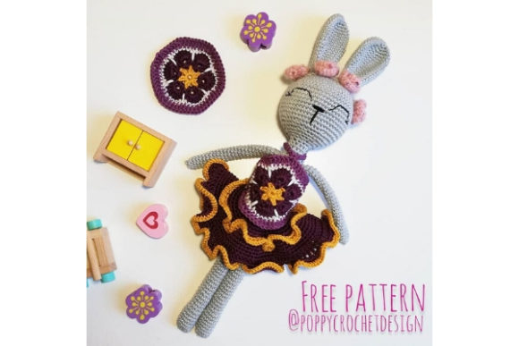 Purple Vibes Crochet Pattern Graphic Crochet Patterns By Needle Craft Patterns Freebies