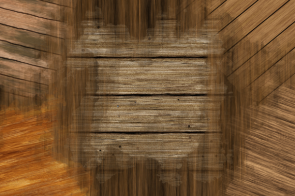 Print on Demand: Rustic Wood Texture Background Splashes Graphic Textures By Prawny - Image 5