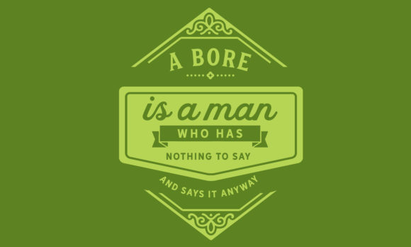 Print on Demand: A Bore is a Man Graphic Illustrations By baraeiji