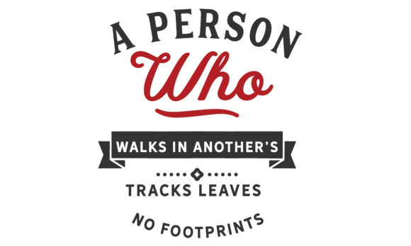 Print on Demand: A Person Who Walks in Another's Tracks Graphic Illustrations By baraeiji