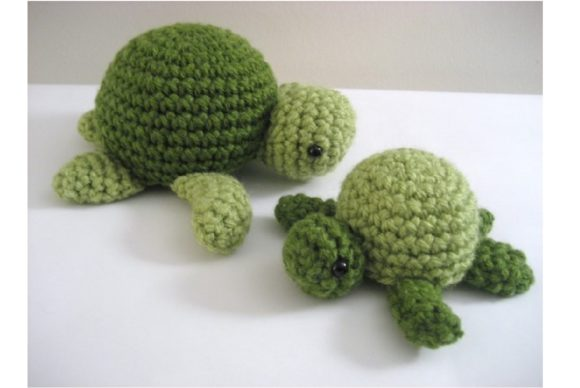 Shelby the Turtle: Free Crochet Amigurumi Pattern | | 388x580