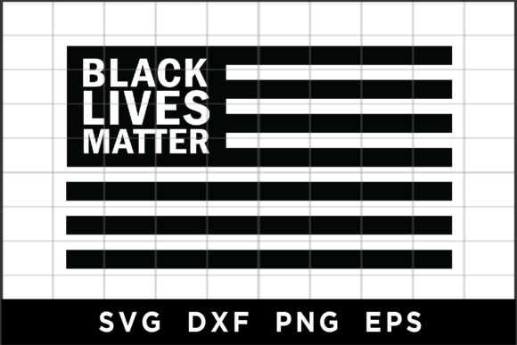 Black Lives Matter Graphic Crafts By spoonyprint