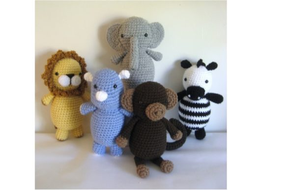 Amigurumi Patterns Tutorials | 388x580