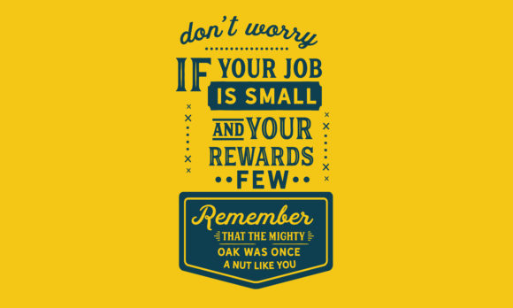 Print on Demand: Don't Worry if Your Job is Small and Few Graphic Illustrations By baraeiji